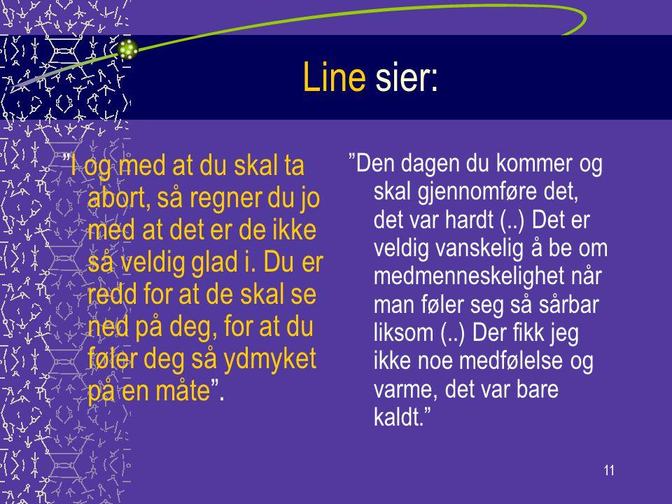 Line sier: