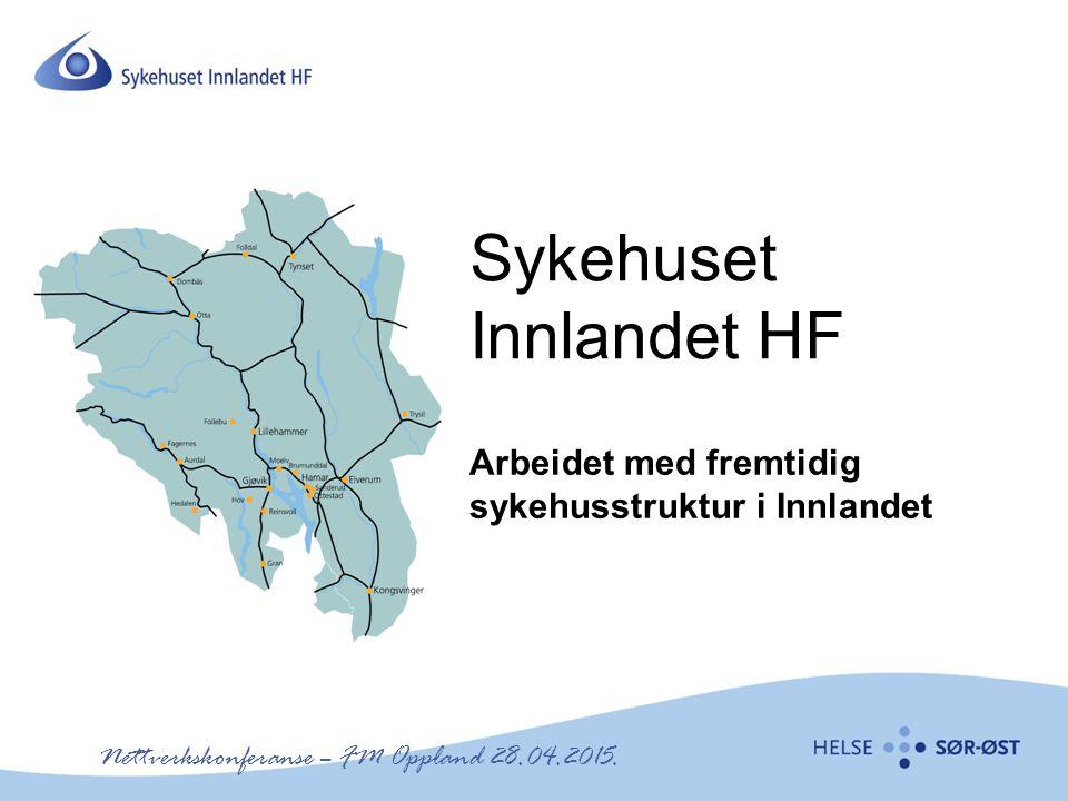 Sykehuset Innlandet HF