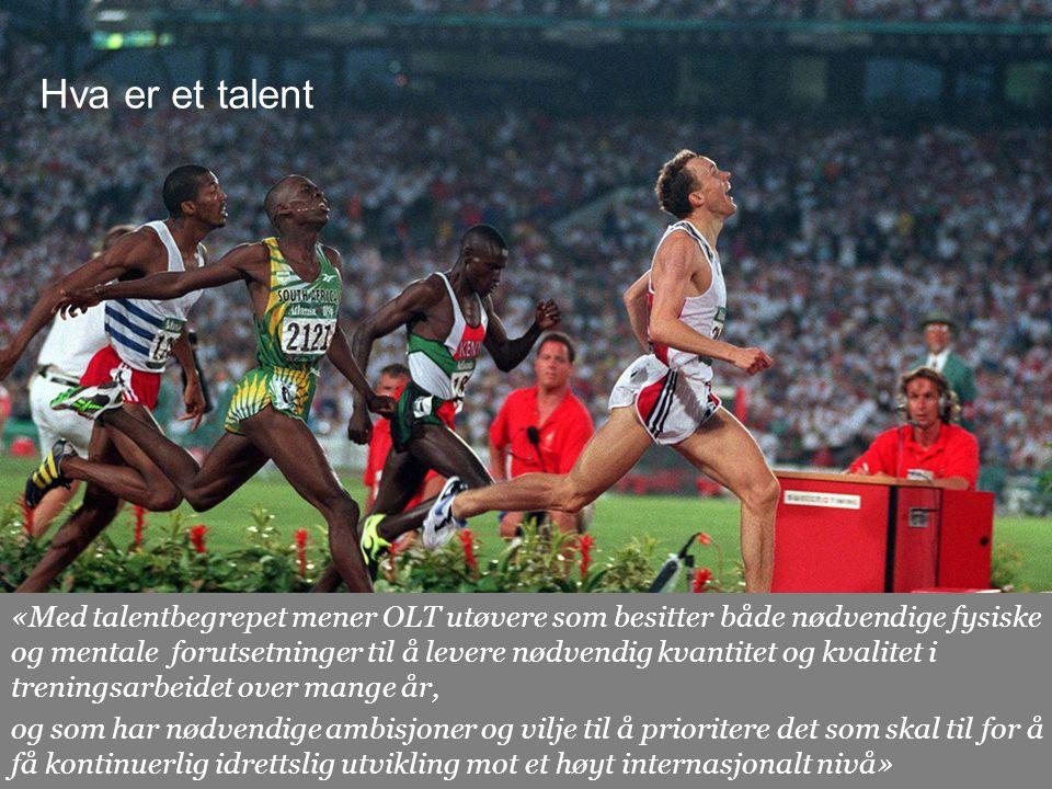 Hva er et talent