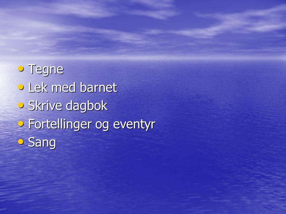 Fortellinger og eventyr Sang