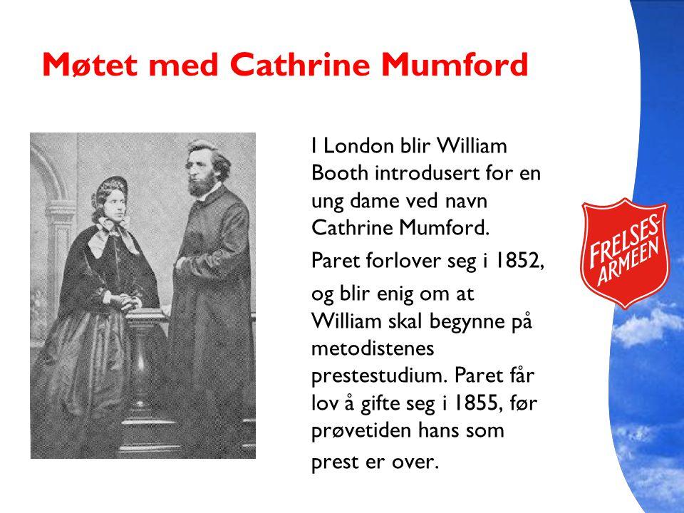 Møtet med Cathrine Mumford