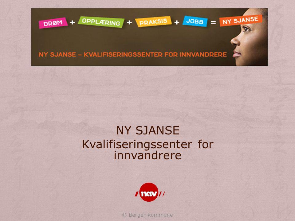 NY SJANSE Kvalifiseringssenter for innvandrere