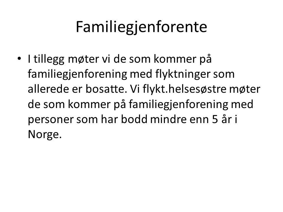 Familiegjenforente
