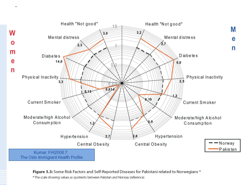 Kumar; FHI2008:7, The Oslo Immigrant Health Profile