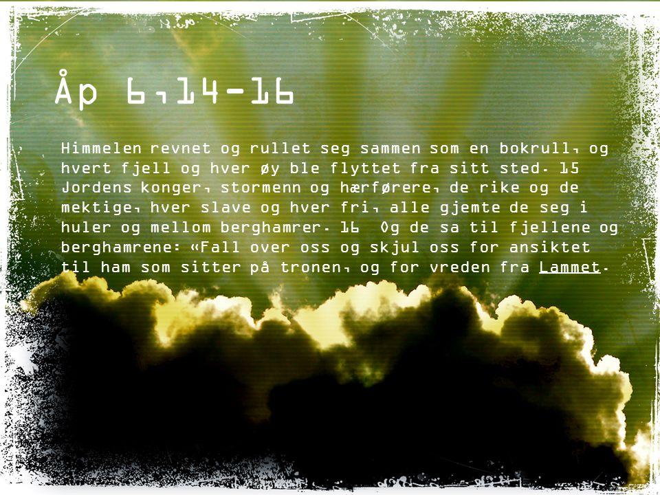 Åp 6,14-16