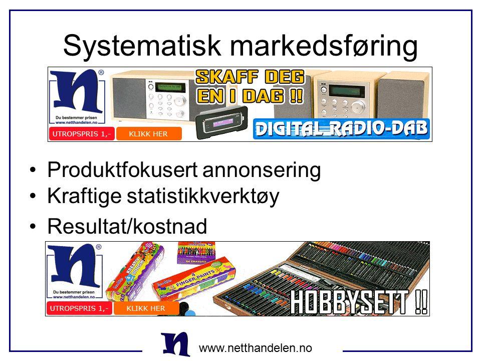 Systematisk markedsføring