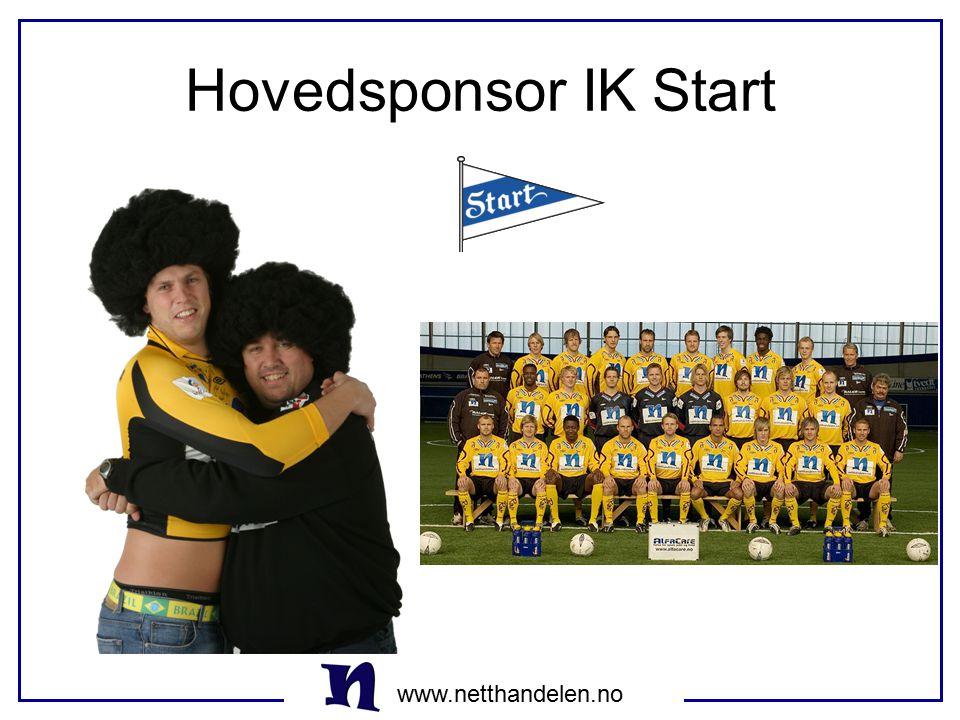 Hovedsponsor IK Start