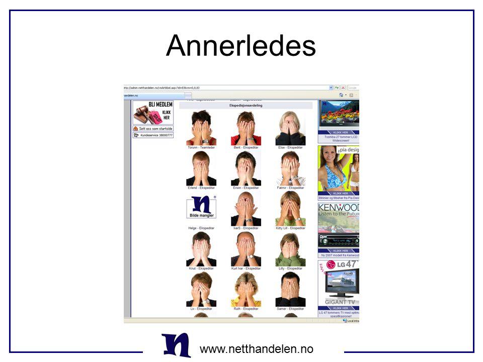 Annerledes