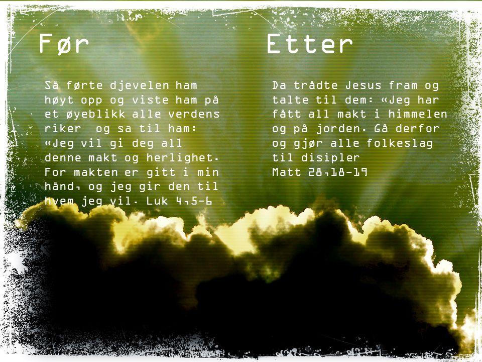 Før Etter.