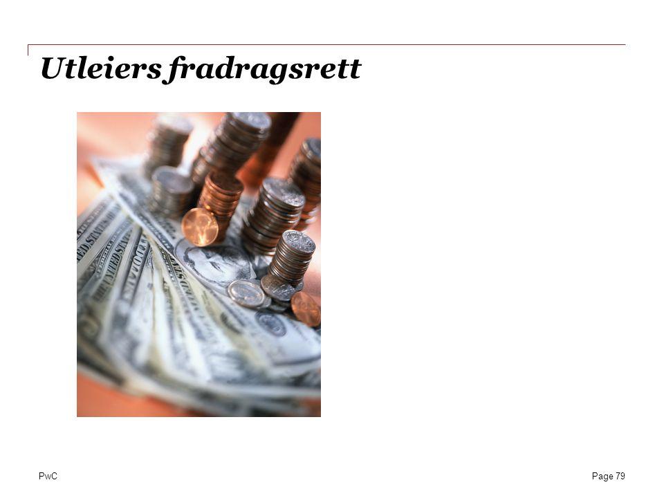 Utleiers fradragsrett