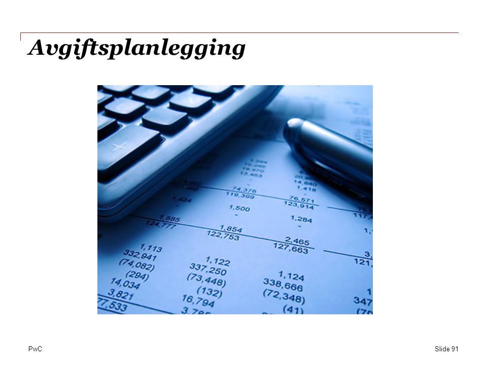 Avgiftsplanlegging 1