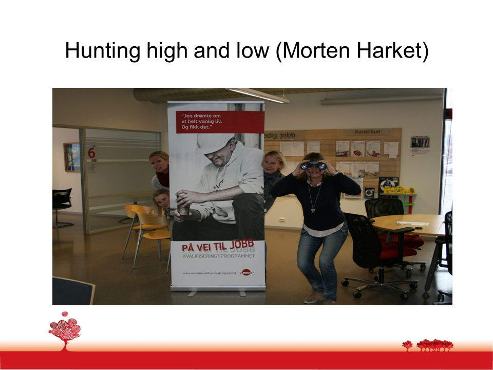 Hunting high and low (Morten Harket)