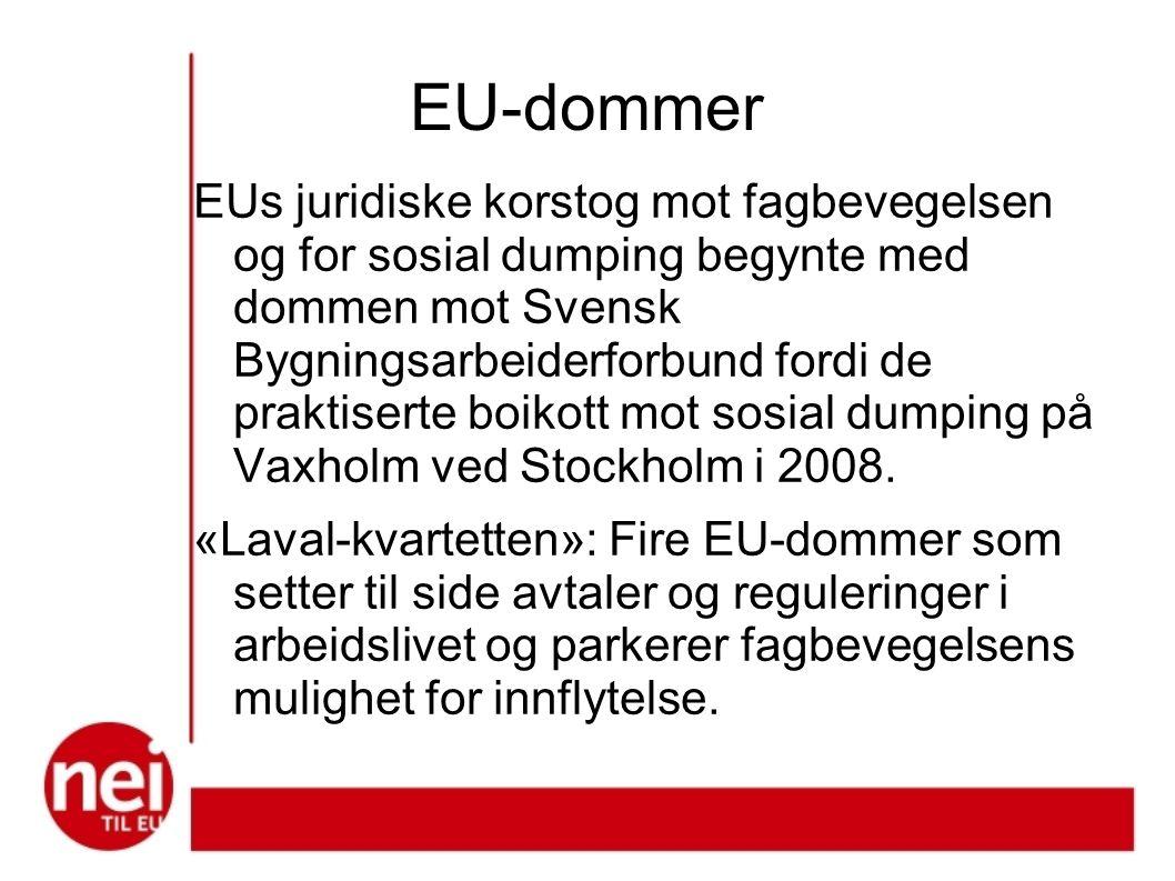 EU-dommer