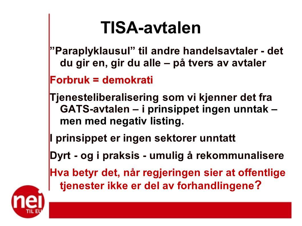 TISA-avtalen