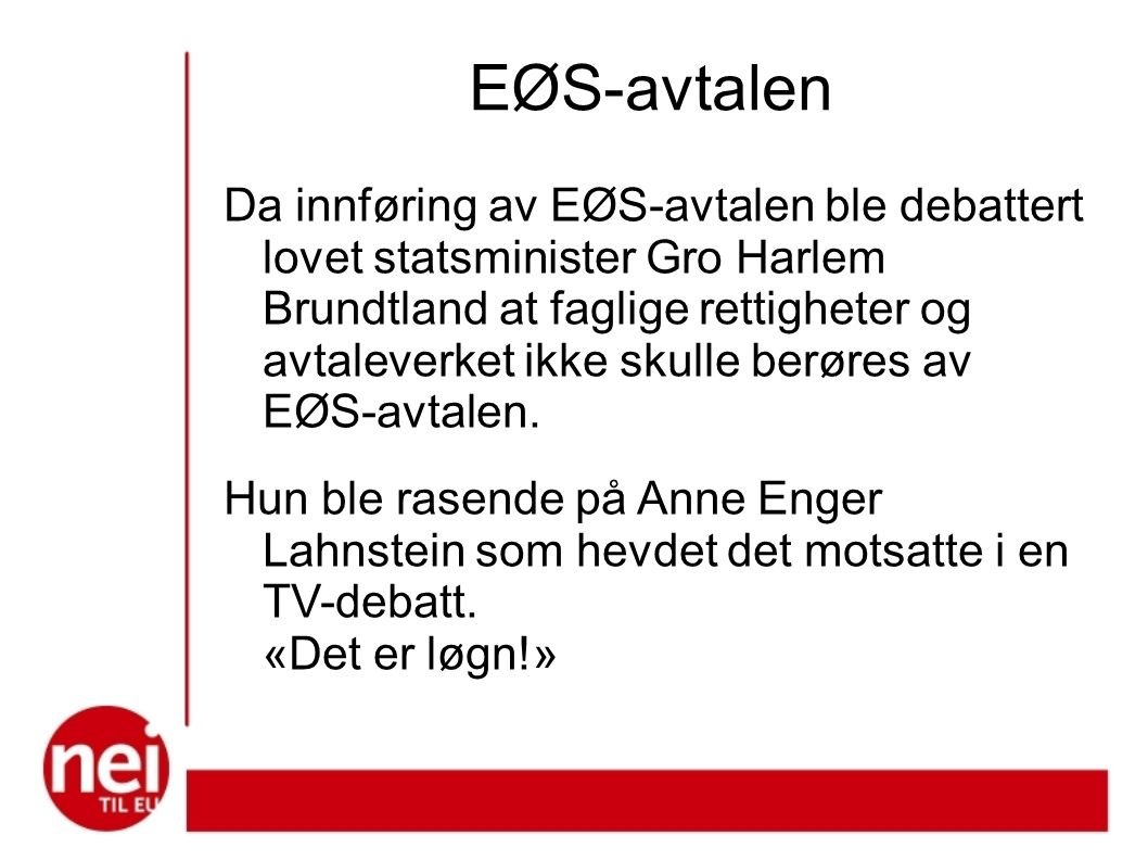 EØS-avtalen