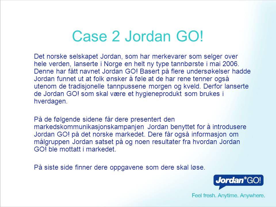 Case 2 Jordan GO!
