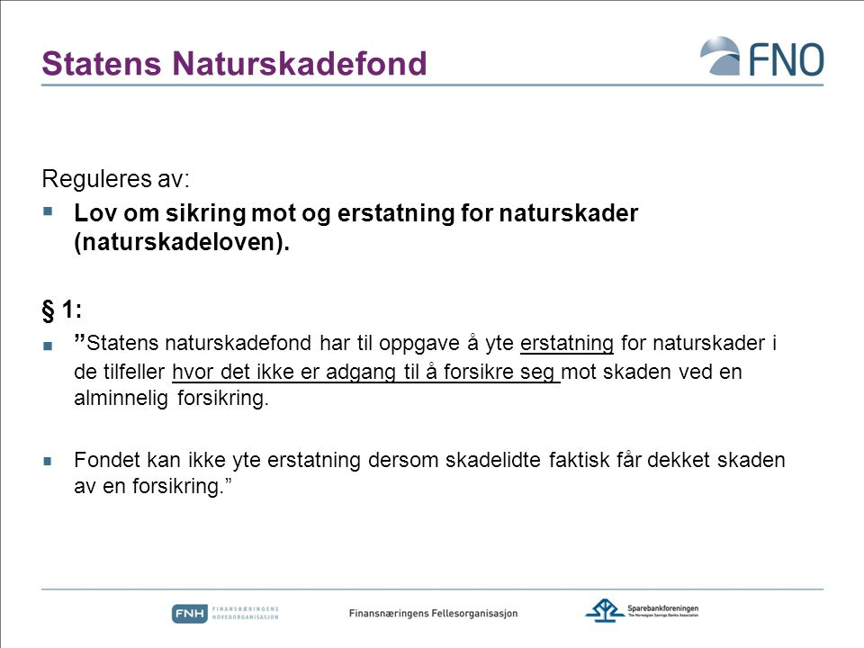 Statens Naturskadefond
