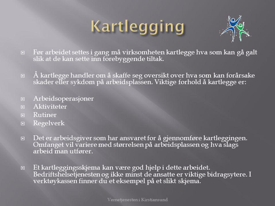 Vernetjenesten i Kirstiansund