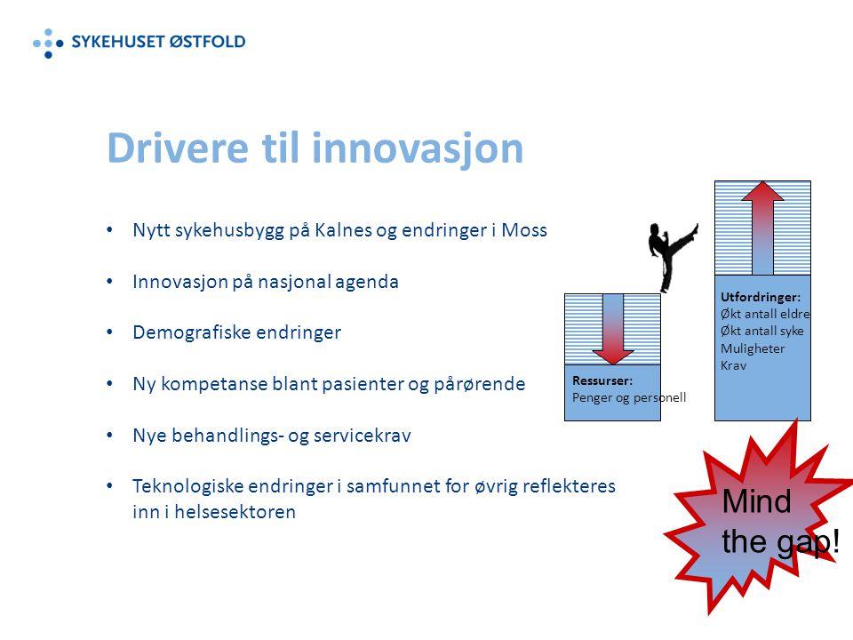 Drivere til innovasjon