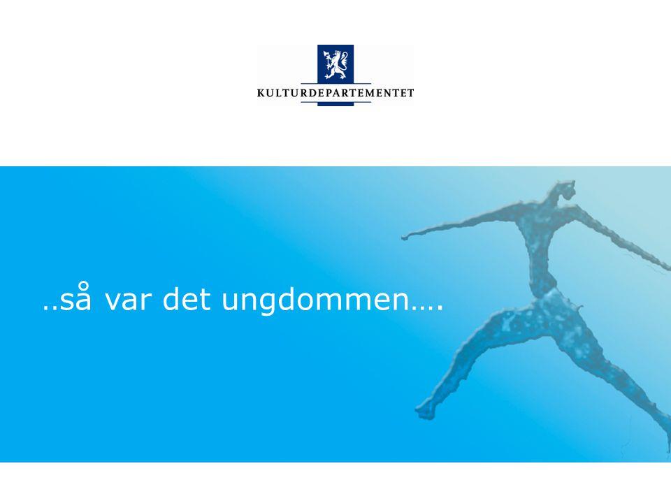 ..så var det ungdommen…. Anleggskonferanse Sogn og Fjordane fylkeskommune 23. september 2014