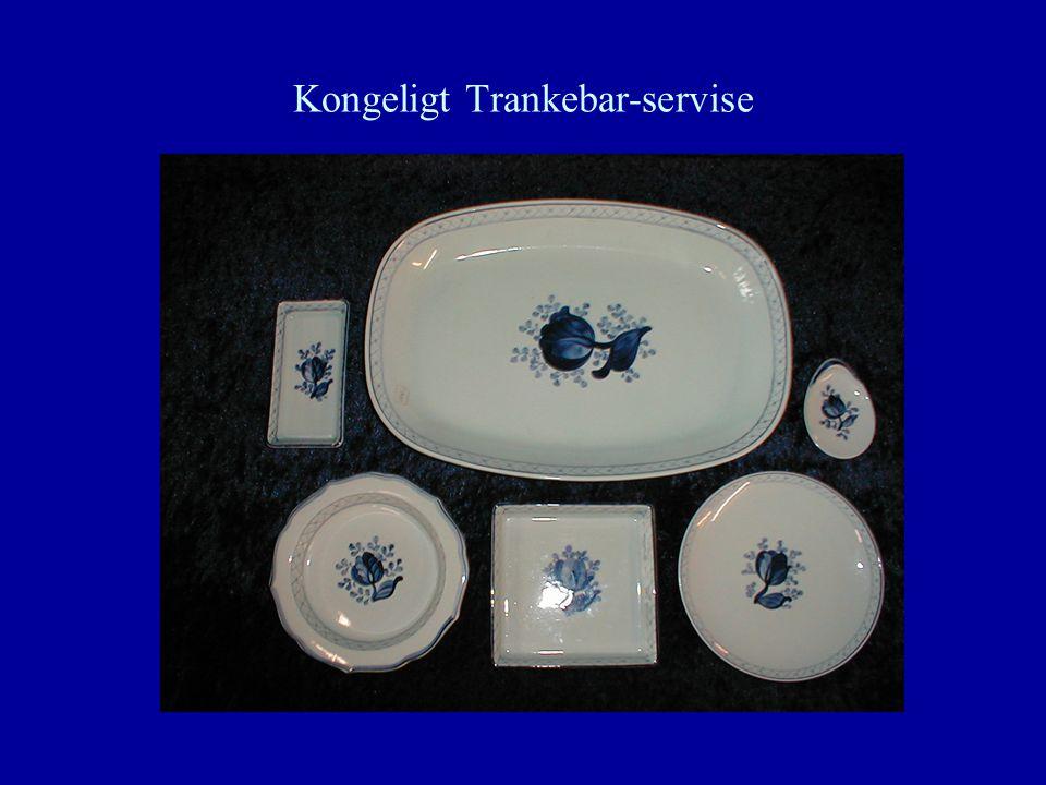 Kongeligt Trankebar-servise