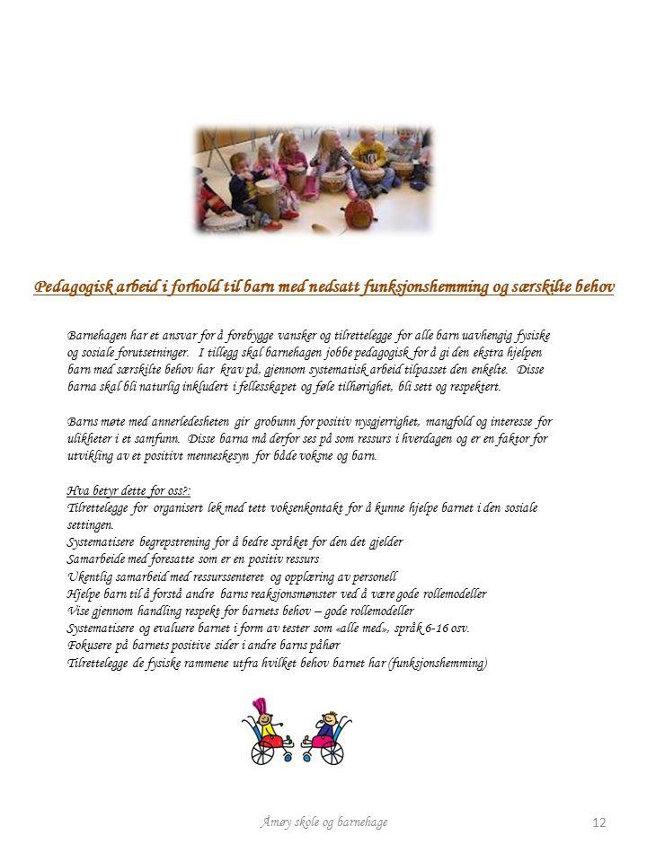 Åmøy skole og barnehage