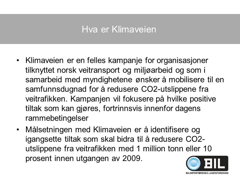 Hva er Klimaveien