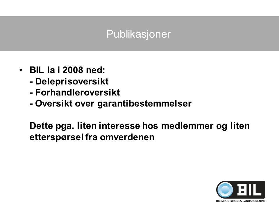 Publikasjoner
