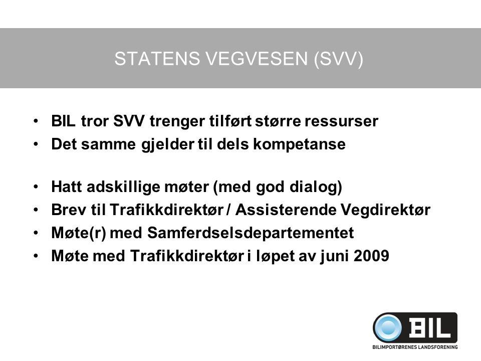 STATENS VEGVESEN (SVV)