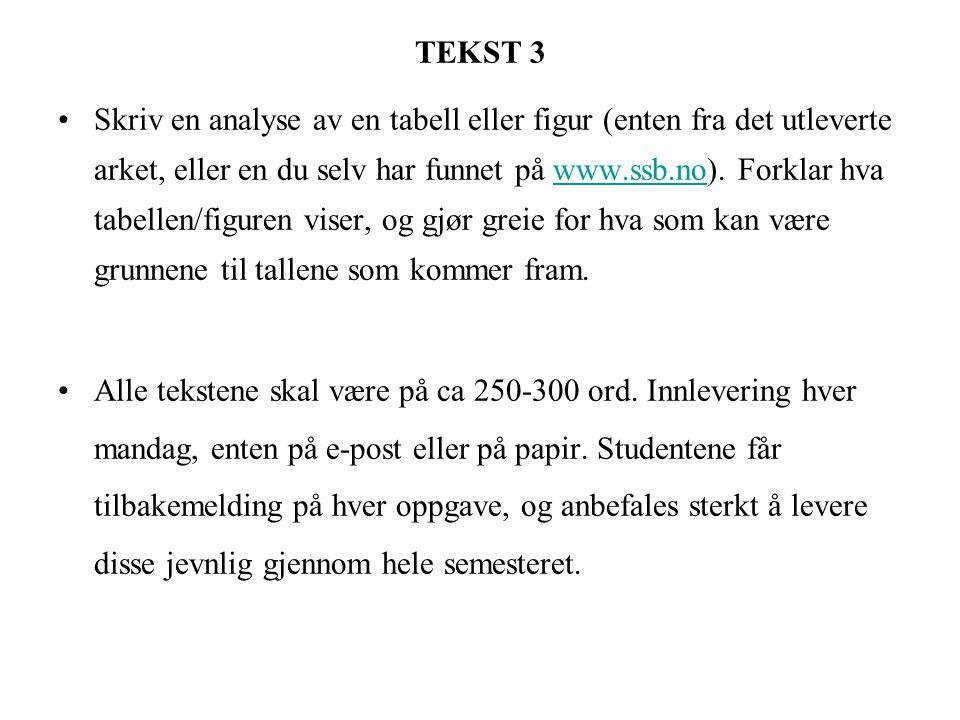 TEKST 3