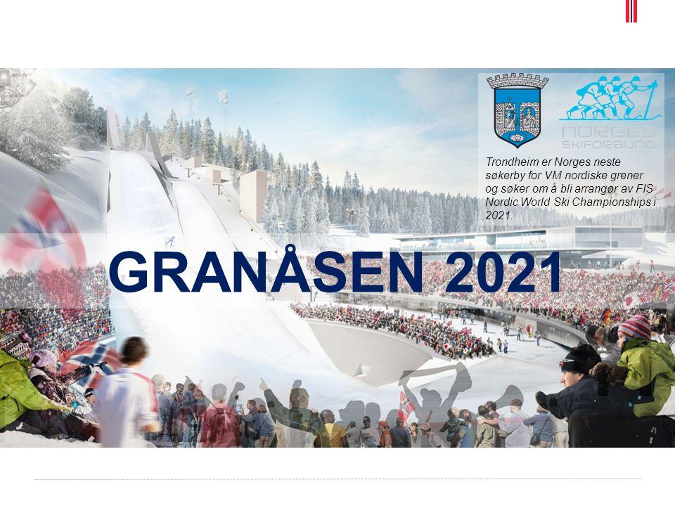 Trondheim er Norges neste søkerby for VM nordiske grener og søker om å bli arrangør av FIS Nordic World Ski Championships i 2021.
