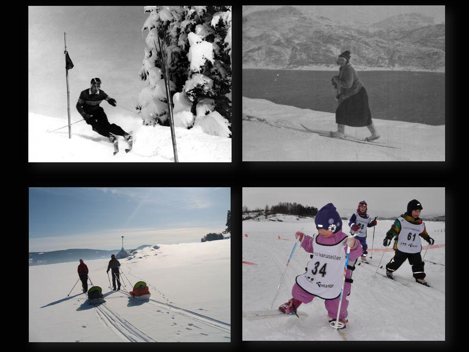 Det handler ikke om VM, men om snø og ski som en del av vår kulturarv