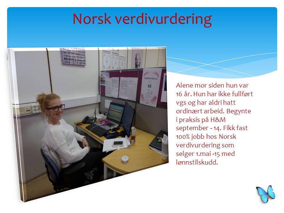 Norsk verdivurdering