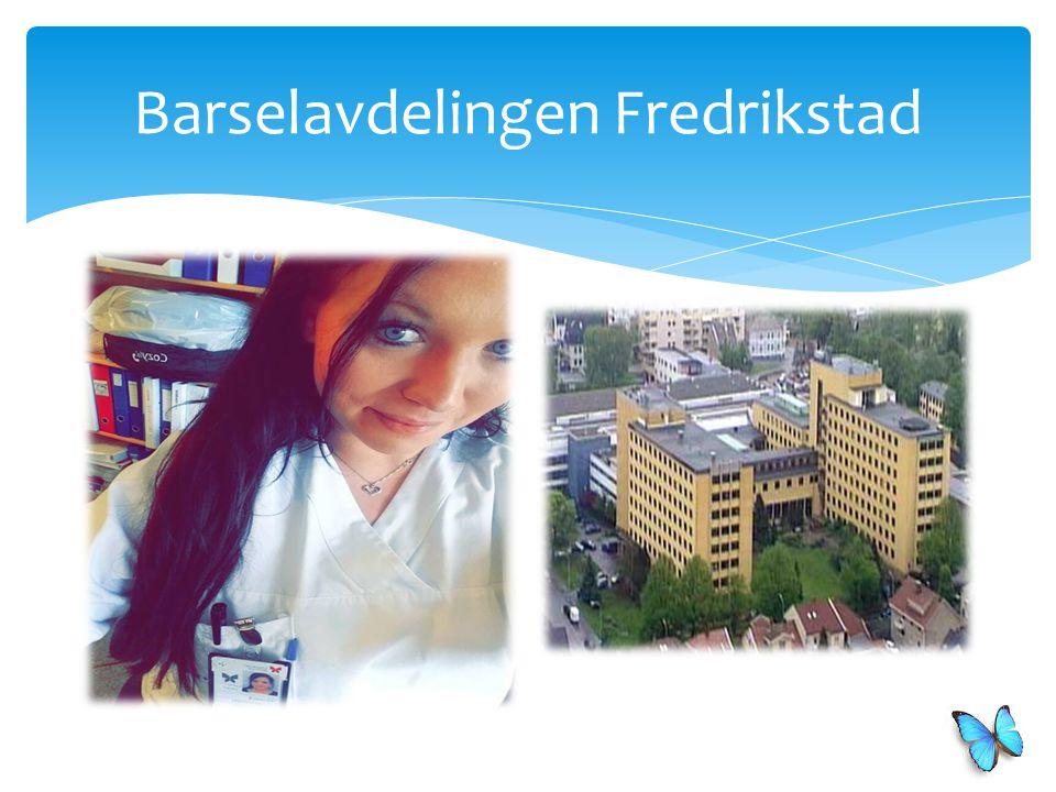 Barselavdelingen Fredrikstad