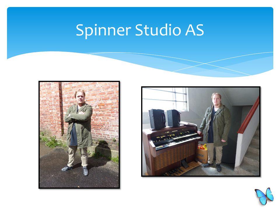 Spinner Studio AS