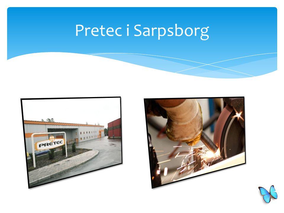 Pretec i Sarpsborg