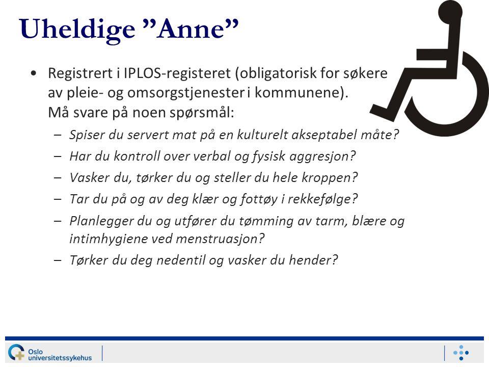 Uheldige Anne