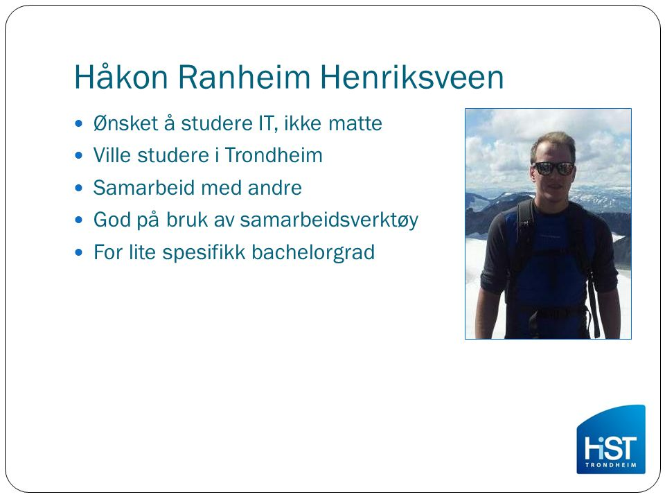 Håkon Ranheim Henriksveen