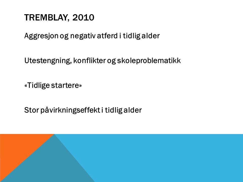 Tremblay, 2010