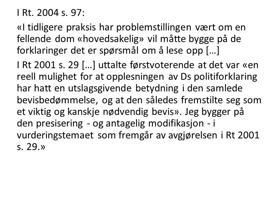 I Rt. 2004 s.