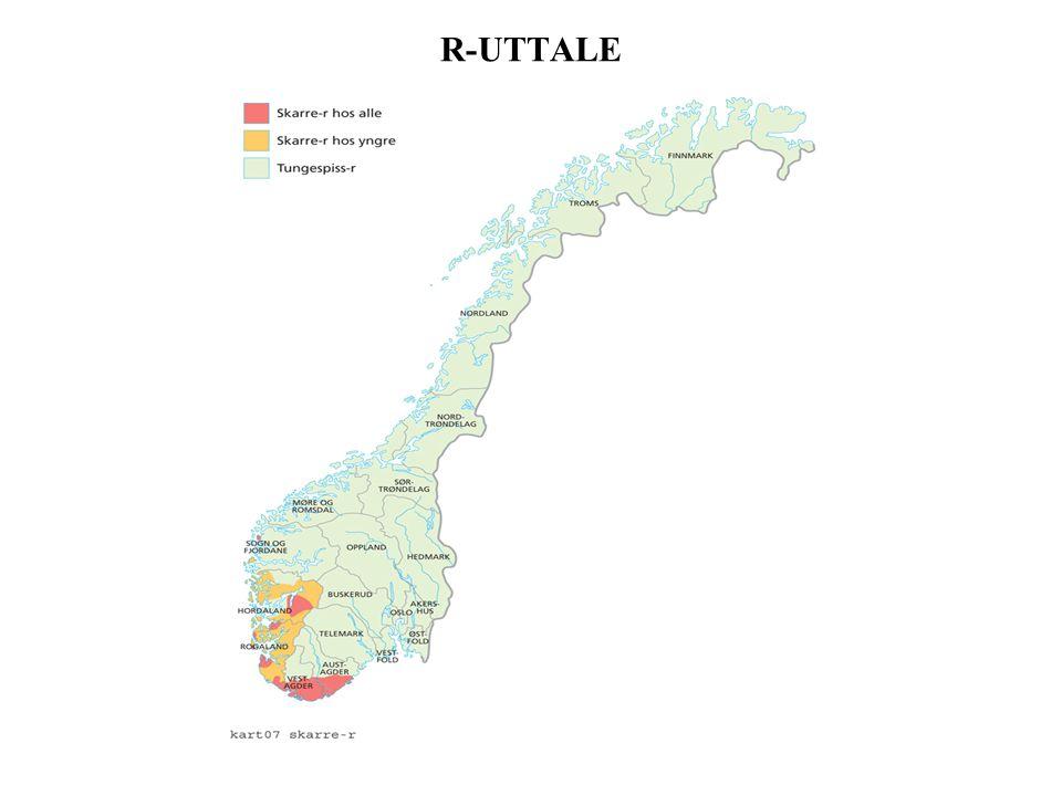 R-UTTALE
