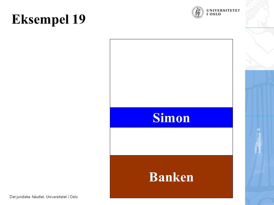 Eksempel 19 Simon Banken 8