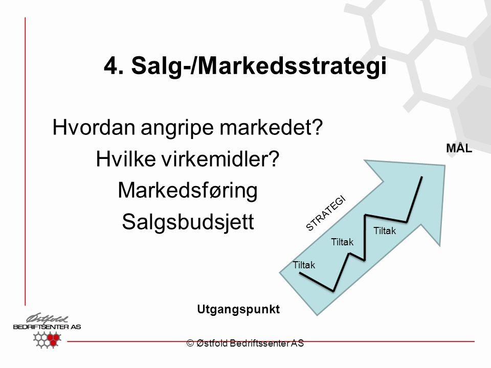 4. Salg-/Markedsstrategi