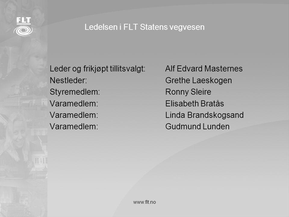 Ledelsen i FLT Statens vegvesen