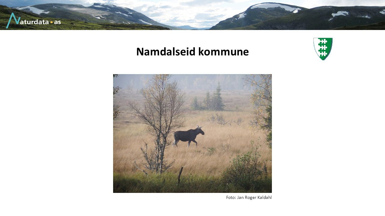 Namdalseid kommune Foto: Jan Roger Kaldahl