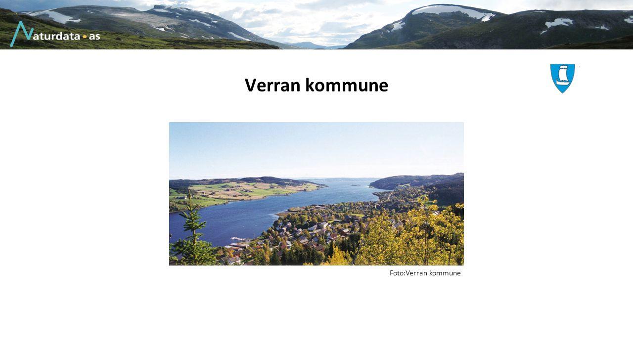 Verran kommune Foto:Verran kommune