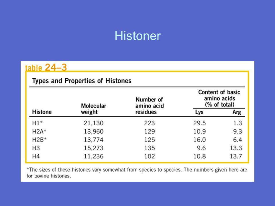 Histoner