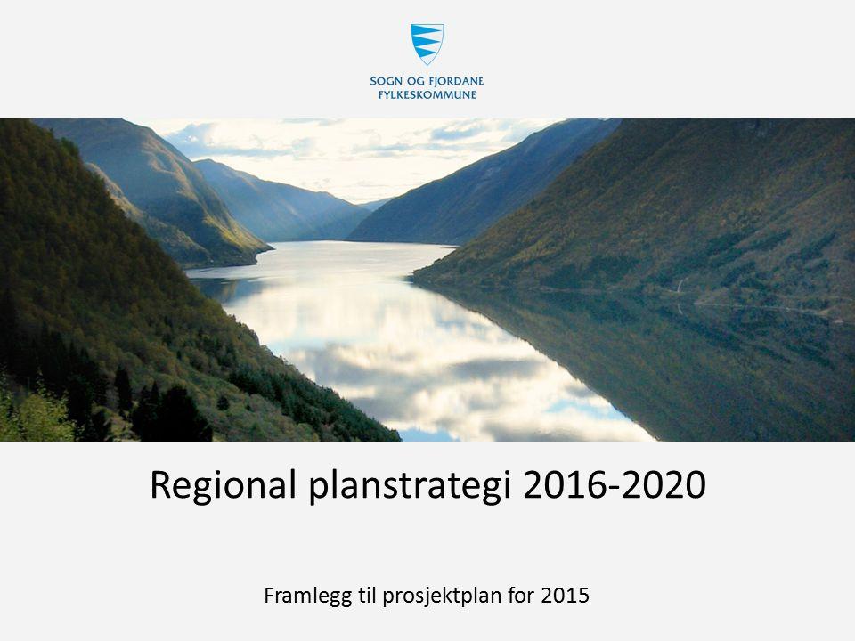 Regional planstrategi 2016-2020