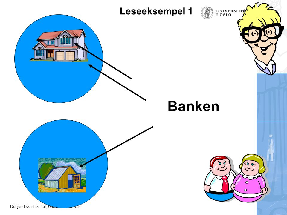 Leseeksempel 1 Banken