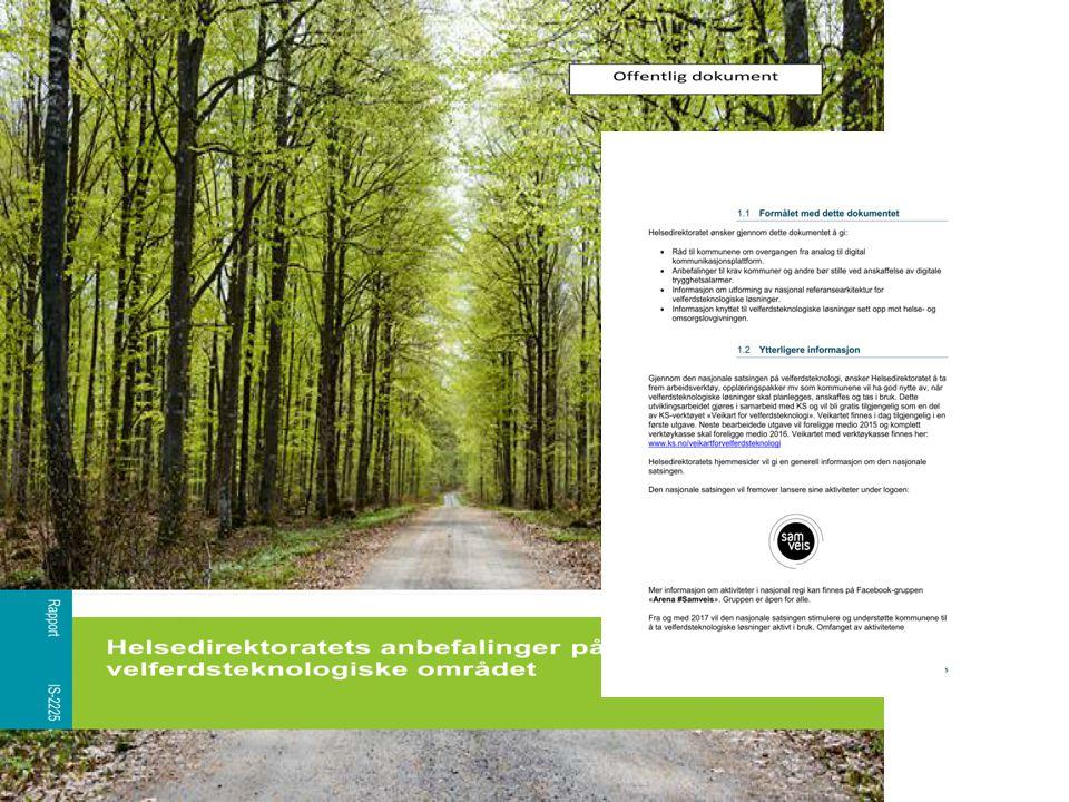 USHT har et mandat på å videreformidle kunnskap og offentlige føringer